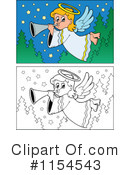 Angel Clipart #1154543