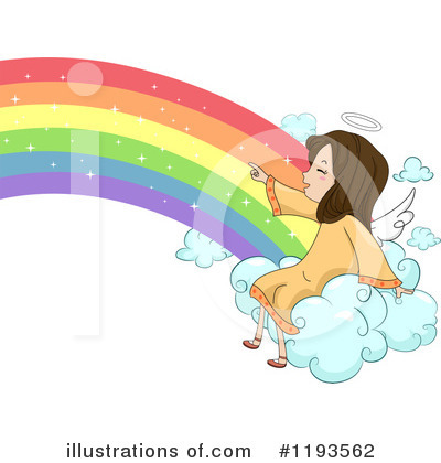 Angel Clipart #1193562 by BNP Design Studio
