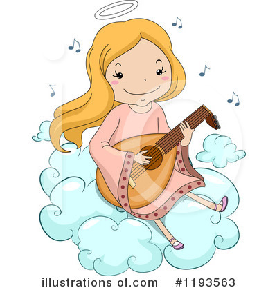 Angel Clipart #1193563 by BNP Design Studio