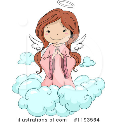 Angel Clipart #1193564 by BNP Design Studio