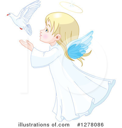 Heaven Clipart #1278086 by Pushkin