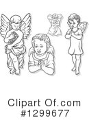 Angel Clipart #1299677 by dero
