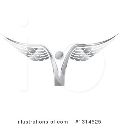 Angel Clipart #1314525 by Lal Perera