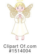 Angel Clipart #1514004 by Pushkin