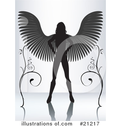 Guardian Angel Clipart #21217 by elaineitalia