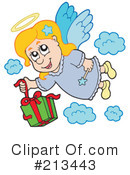 Angel Clipart #213443 by visekart