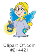 Angel Clipart #214421 by visekart