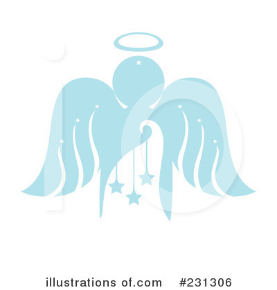 Angel Clipart #231306 by Cherie Reve