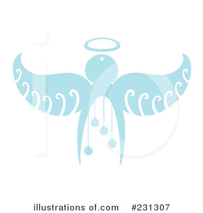 Angels Clipart #231307 by Cherie Reve