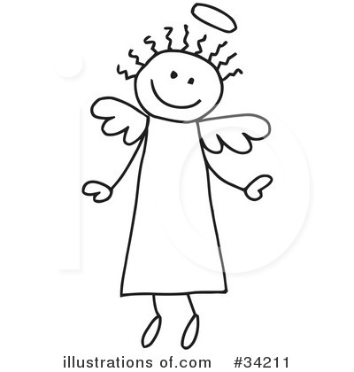 Stick People Clipart #34211 by C Charley-Franzwa