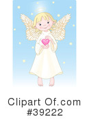 Angel Clipart #39222