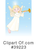 Angel Clipart #39223