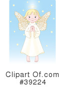 Angel Clipart #39224