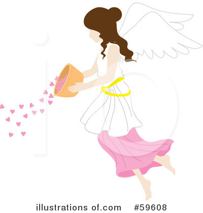 Angel Clipart #59608 by Rosie Piter