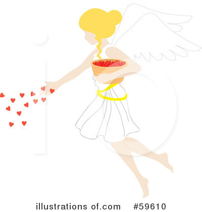 Angel Clipart #59610 by Rosie Piter