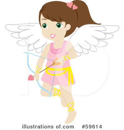 Angel Clipart #59614 by Rosie Piter