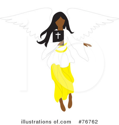 Angel Clipart #76762 by Rosie Piter