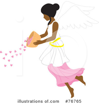 Angel Clipart #76765 by Rosie Piter