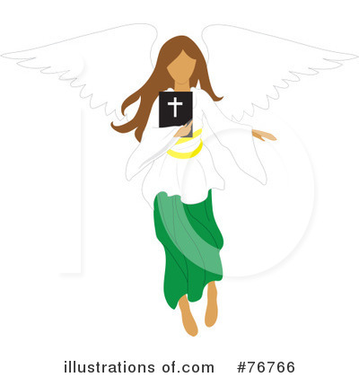 Angel Clipart #76766 by Rosie Piter