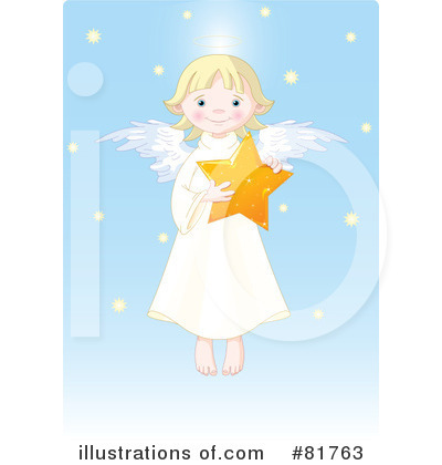 Angel Clipart #81763 by Pushkin