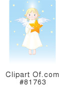 Royalty-Free (RF) Angel Clipart Illustration #81763
