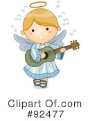 Angel Clipart #92477 by BNP Design Studio