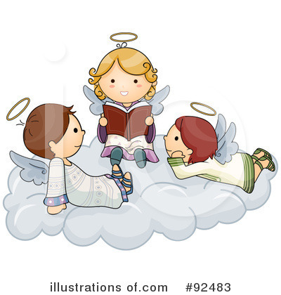 Angel Clipart #92483 by BNP Design Studio