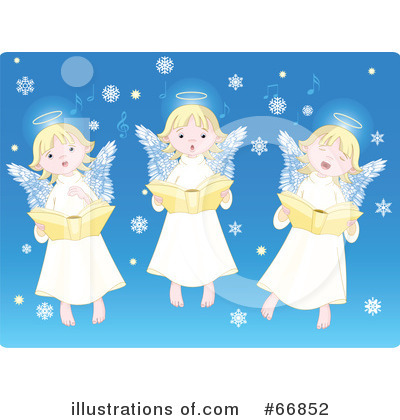 Angel Clipart #66852 by Pushkin