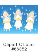 Angels Clipart #66852 by Pushkin