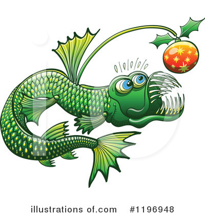 Fish Clipart #1196948 by Zooco