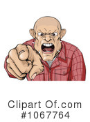 Angry Clipart #1067764