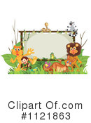 Royalty-Free (RF) animal Clipart Illustration #1121863