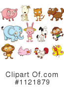 Animal Clipart #1121879 by Graphics RF