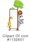 Royalty-Free (RF) Animal Clipart Illustration #1132601