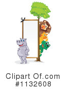 Royalty-Free (RF) Animal Clipart Illustration #1132608
