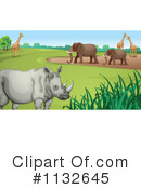 Animal Clipart #1132645 by Graphics RF