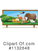Royalty-Free (RF) Animal Clipart Illustration #1132648
