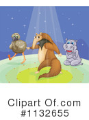 Royalty-Free (RF) Animal Clipart Illustration #1132655