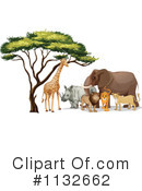 Animal Clipart #1132662 by Graphics RF