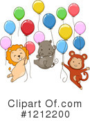 Royalty-Free (RF) Animal Clipart Illustration #1212200