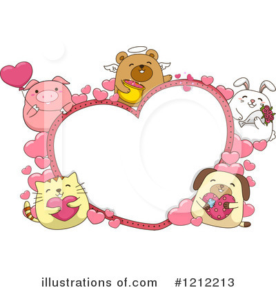 Pig Clipart #1212213 by BNP Design Studio