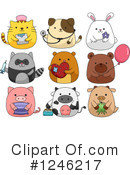 Animal Clipart #1246217 by BNP Design Studio