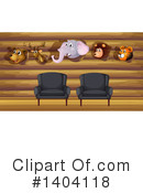 Animal Clipart #1404118 by Graphics RF
