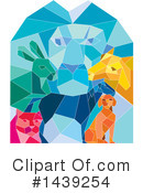 Animal Clipart #1439254 by patrimonio