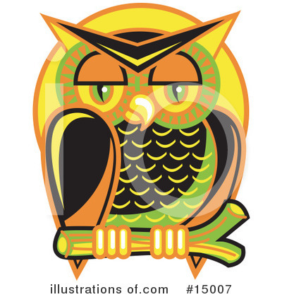 Wise Clipart #15007 by Andy Nortnik
