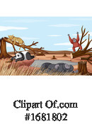 Animal Clipart #1681802 by Graphics RF