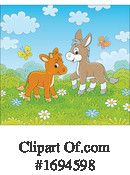 Animal Clipart #1694598 by Alex Bannykh