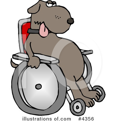 Dog Clipart #4356 by djart