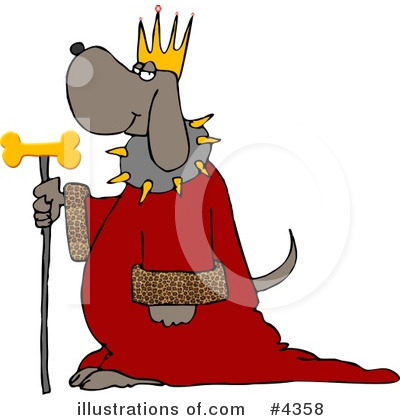 King Clipart #4358 by djart
