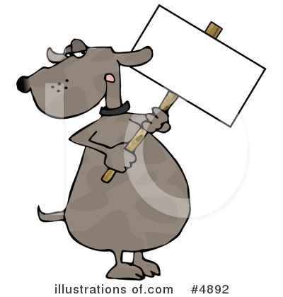Royalty-Free (RF) Animal Clipart Illustration by Dennis Cox - Stock Sample #4892